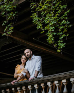 Mohonk Mountain House Engagement Photos