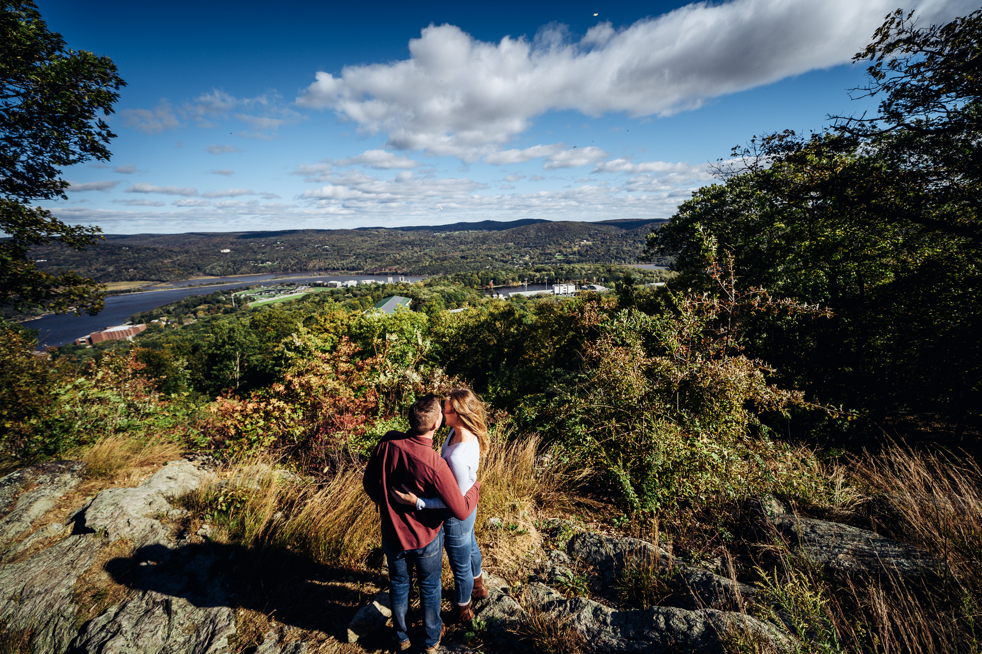 West Point engagement photographers