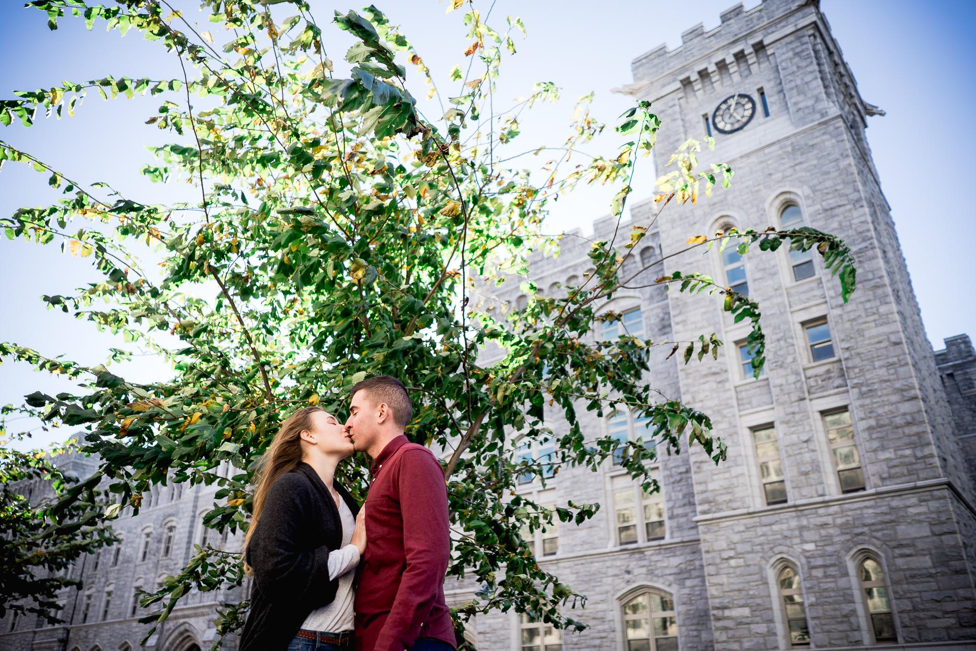 West Point engagement photographers