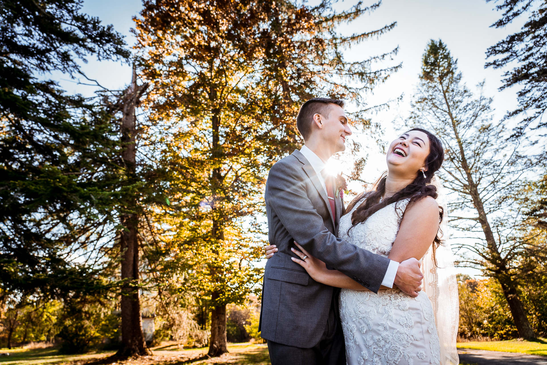 Mountain View Manor wedding photographers