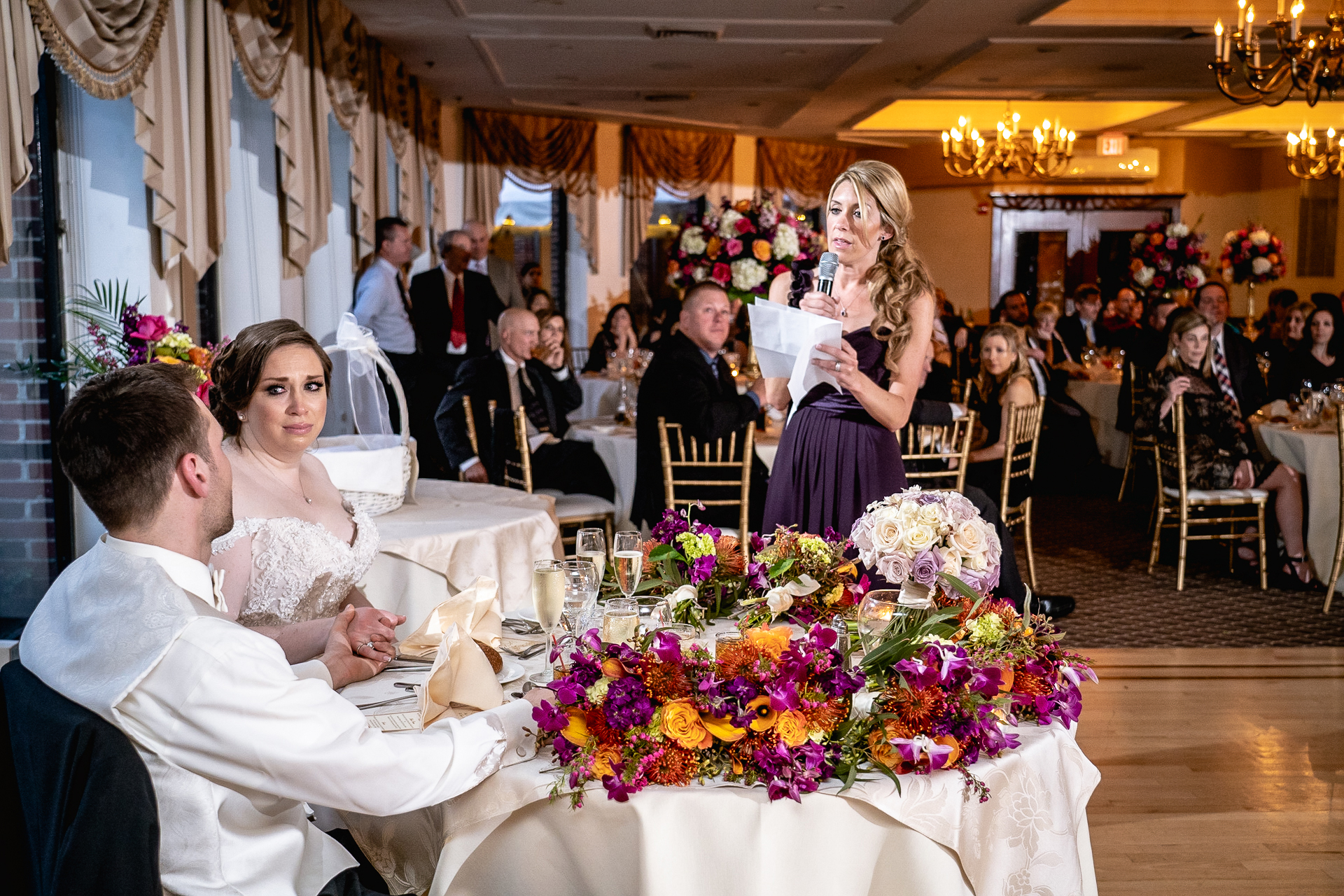 Thayer Hotel Wedding Photographer