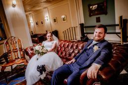 Yale Club wedding photographer