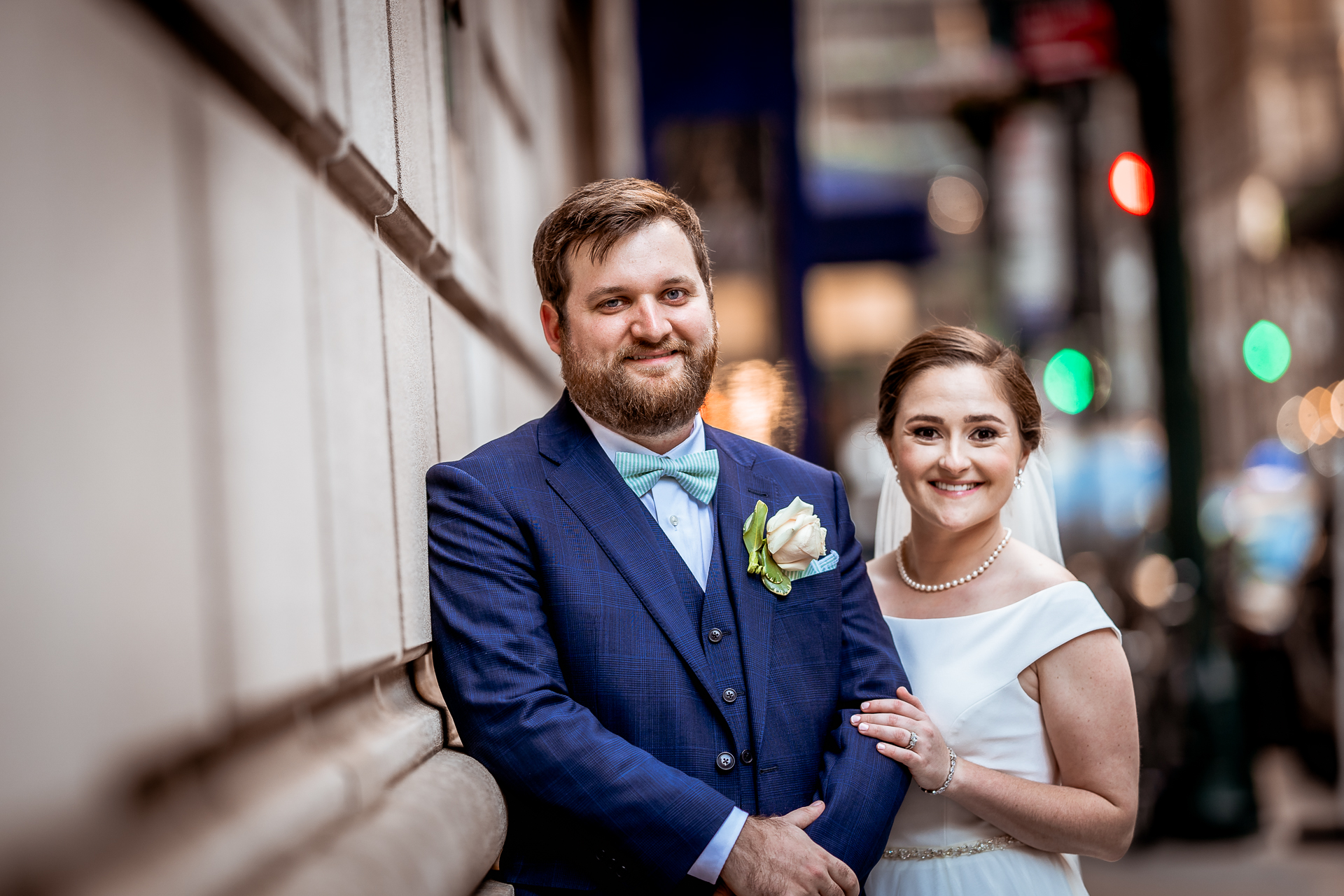 Yale Club wedding photographers