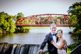 Diamond Mills wedding photographer