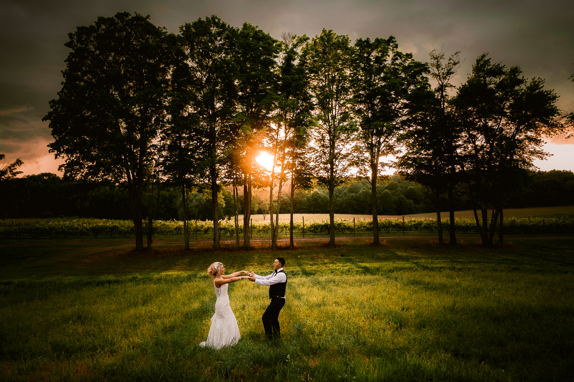 Magnanini wedding photographer