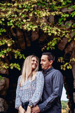 Mohonk engagement photographer