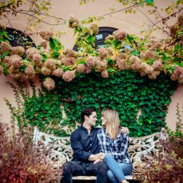 Hudson Valley proposal photographer