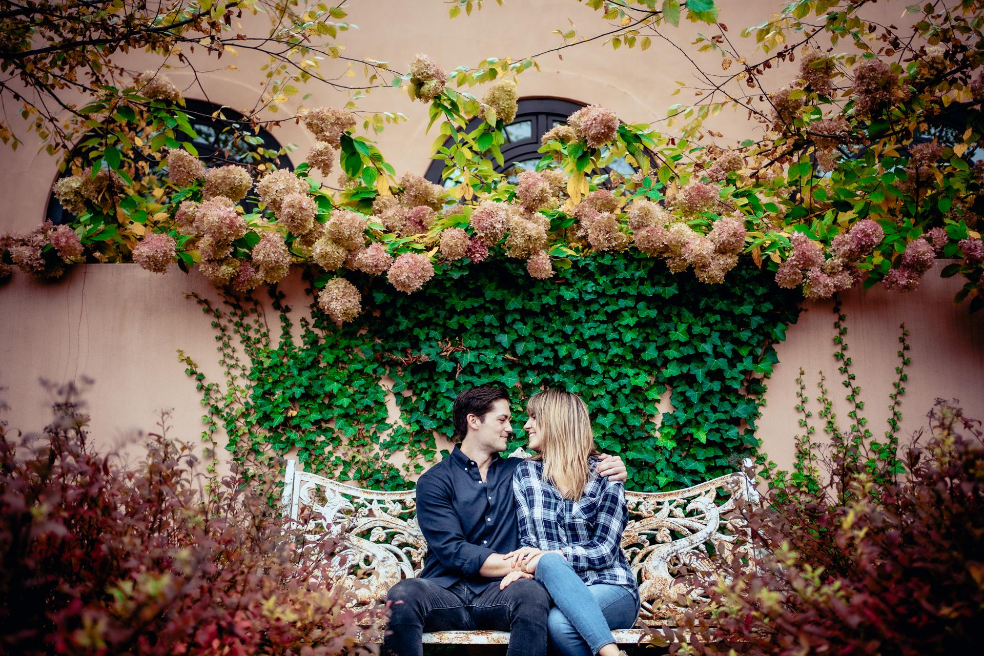 Hudson Valley proposal photographer