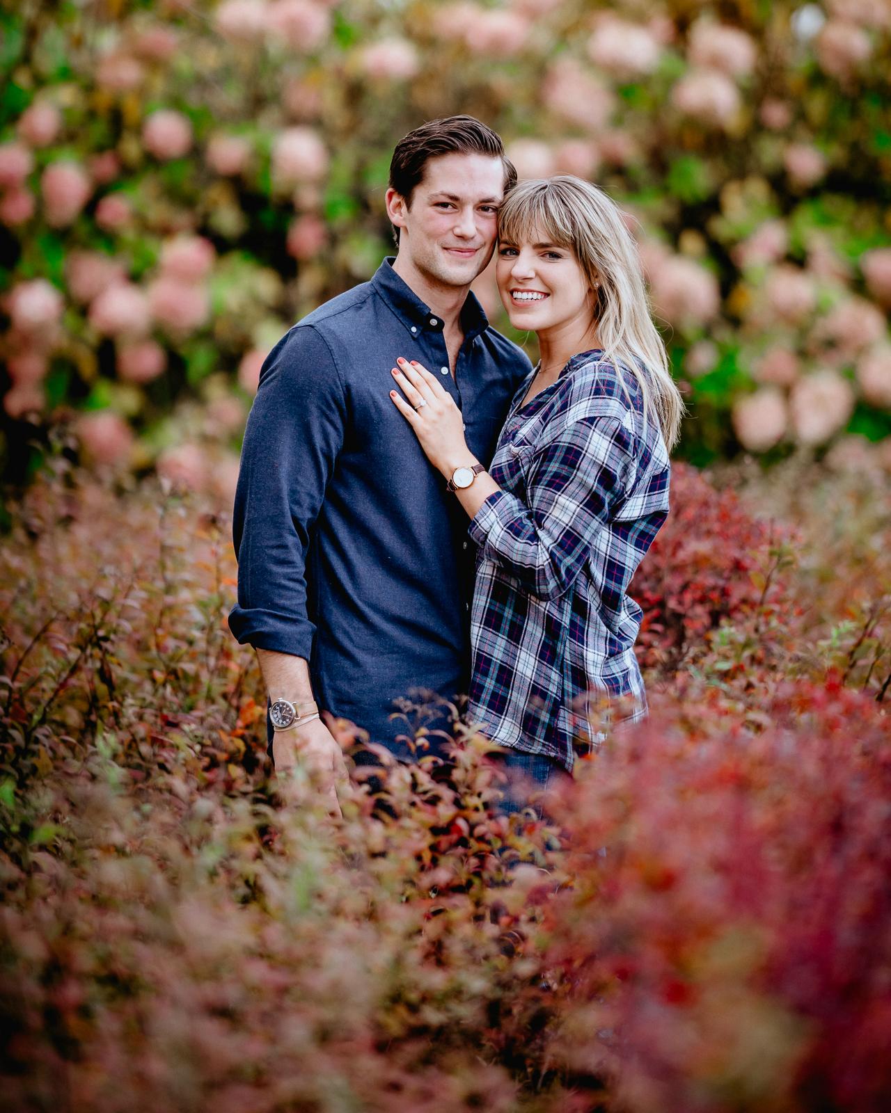 Hudson Valley proposal surprise engagement