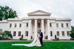 Wadsworth Mansion Wedding Photographer