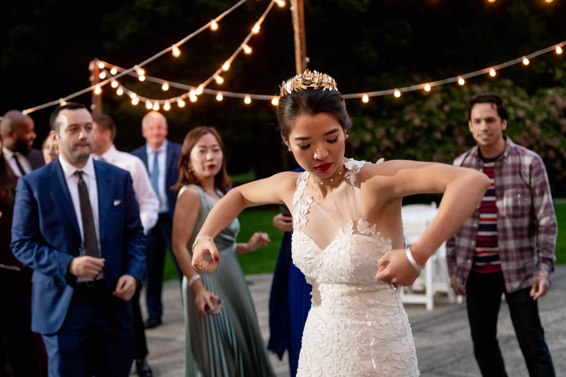 Wadsworth Mansion Wedding Photographer