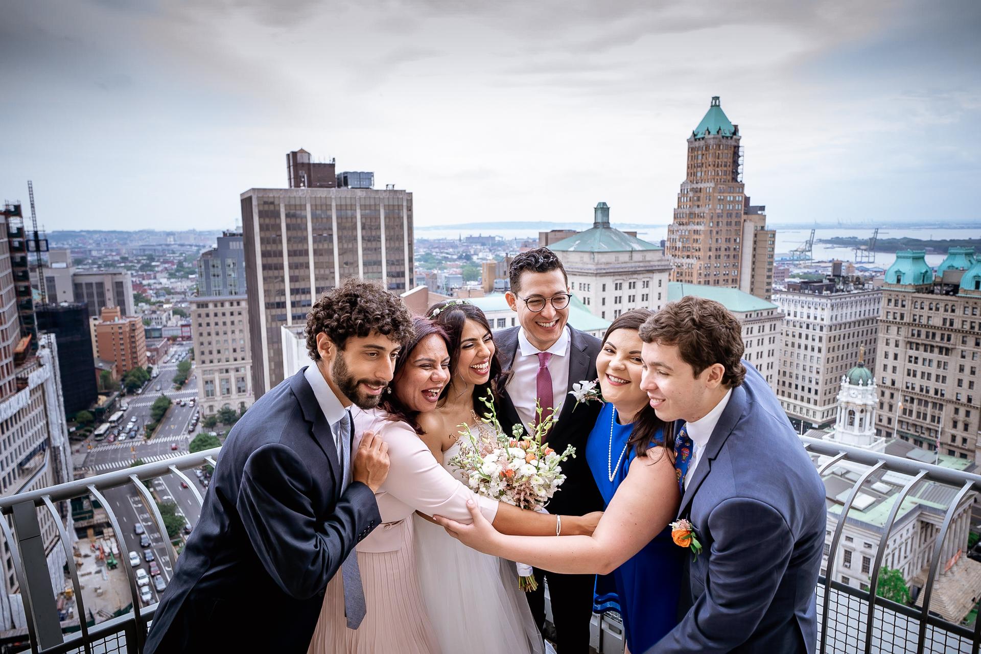 NYC elopement photographer