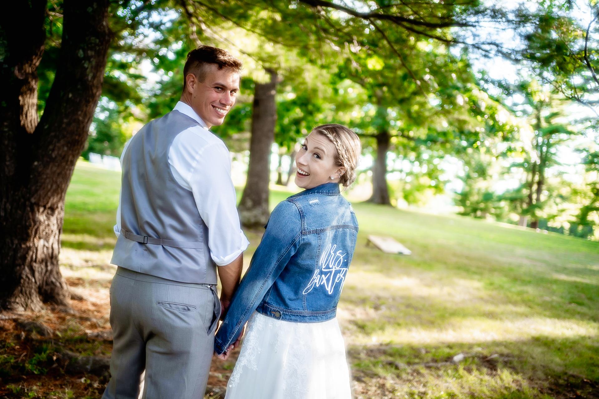The Hill wedding photographer