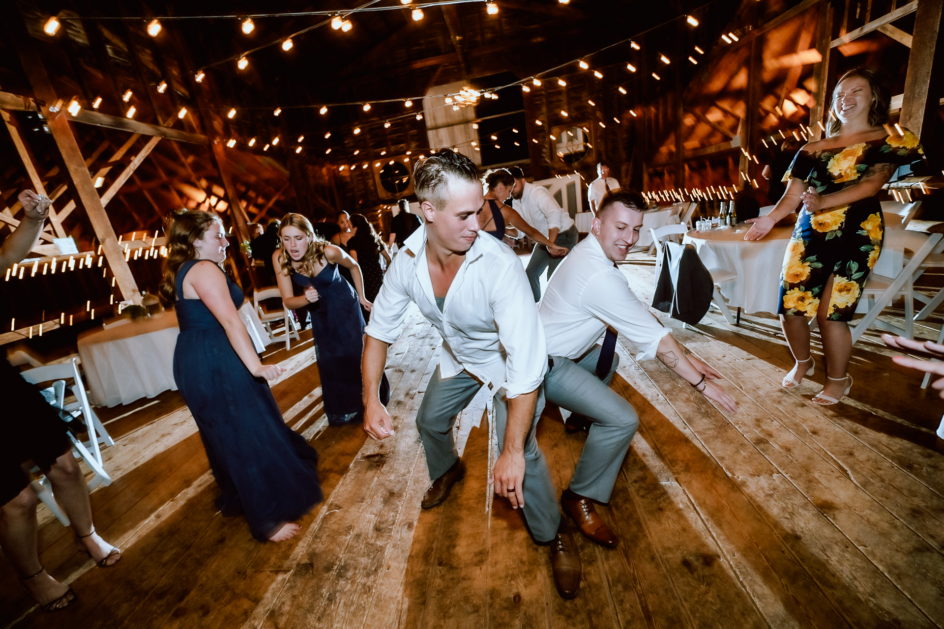 Hudson Valley wedding at the Hill