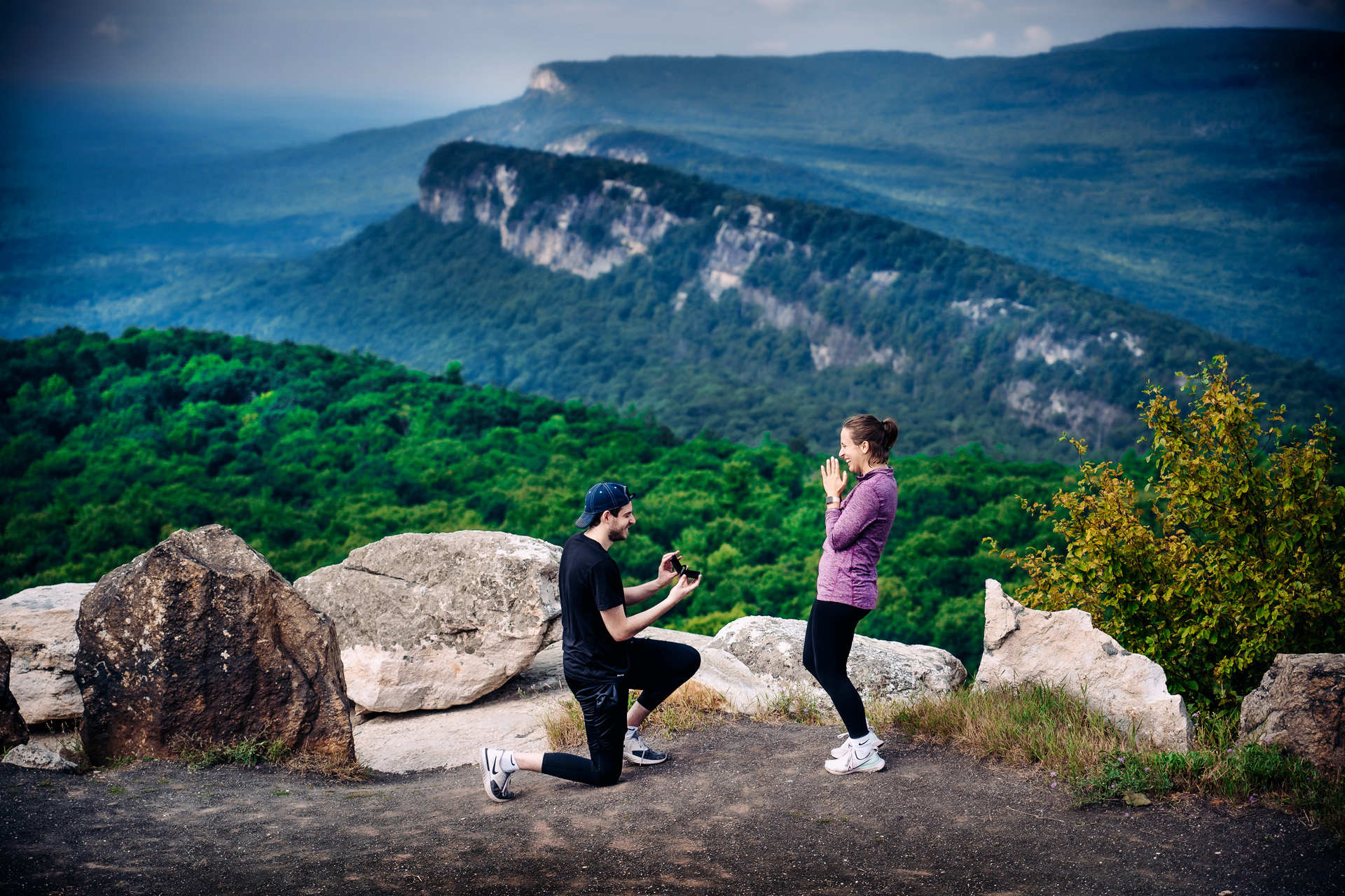 Mohonk proposal photographer