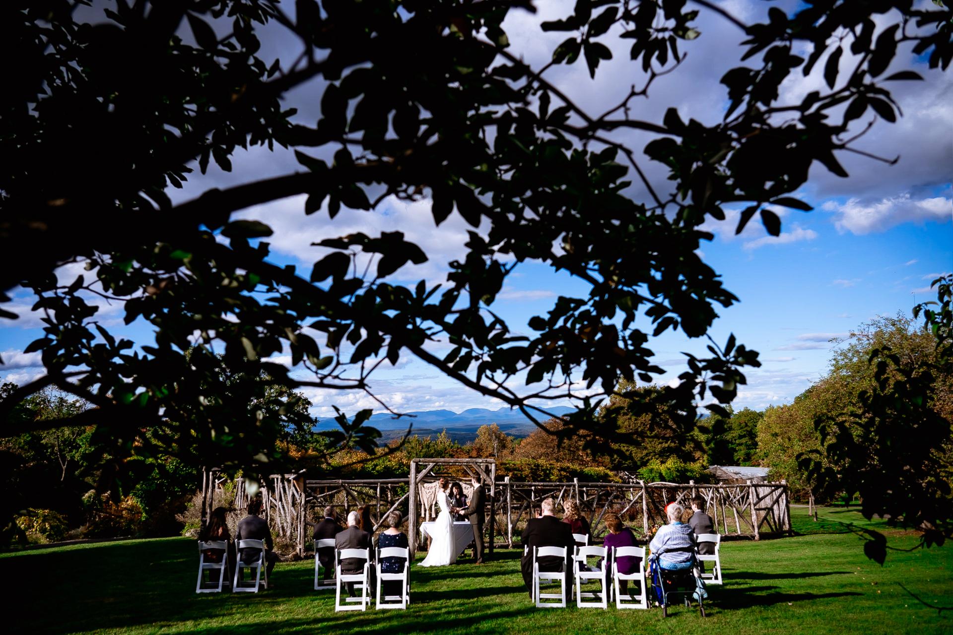 Wedding Photographer Mohonk Mountain House